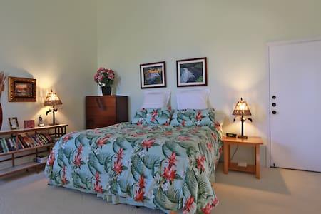 Fully remodeled studio/Kingsize bed - Wohnung