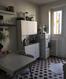 Chambre confortable Krutenau - Strasbourg - Appartement