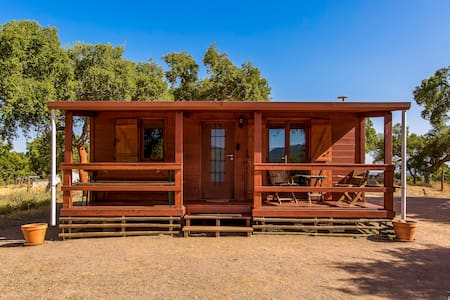 New Wood lodge in Cork Forest - Redondo
