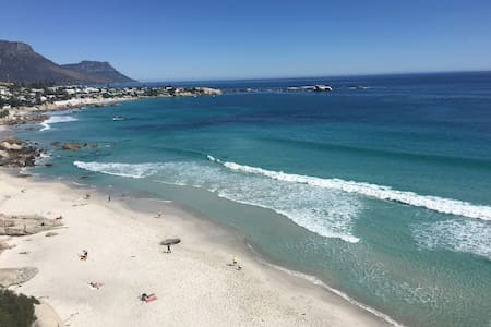 Beachfront panoramic apartment (Clifton 1st beach) - Kaapstad