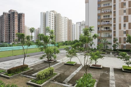 A comfortable homestay@New Town. - Apartment