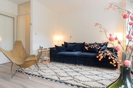 Bright design apartment close to City center - Amsterdam - Wohnung