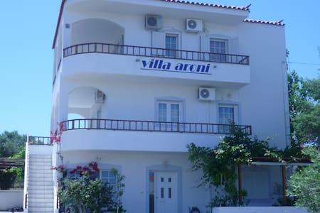 villa aroni apartments - Elafonisos - Lägenhet