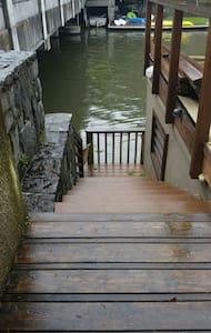 Oswego Lake View Loft! - Appartamento