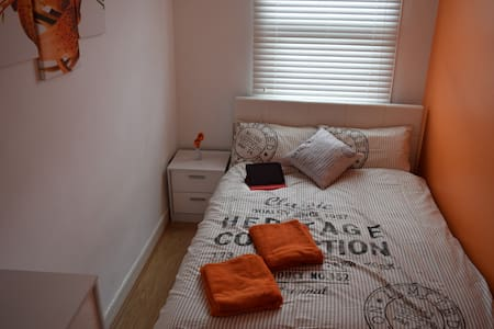 Front  Double Bed Room Walthamstow - Apartment