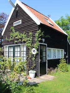 Vrijstaand huisje aan Schoorlse duinrand - Chalé