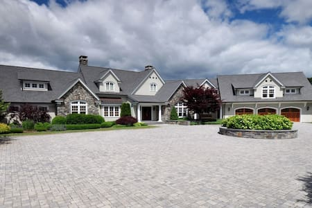 Exceptional Hilltop Estate - East Lyme - Casa