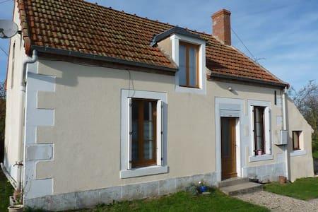 Gite Jaunoux - Dům