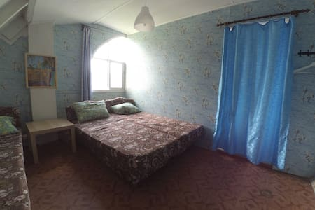 Отдых у Моря 5 мин от пляжа!!! (комната на троих) - Bed & Breakfast