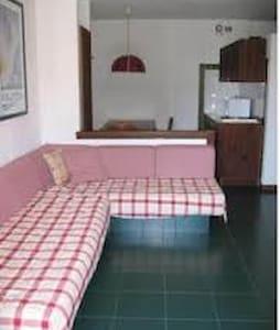 appartamento panoramico  residence - Grangesises - Cabaña