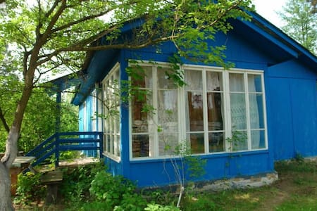 Wooden house near Kiev - Pirnove - Maison