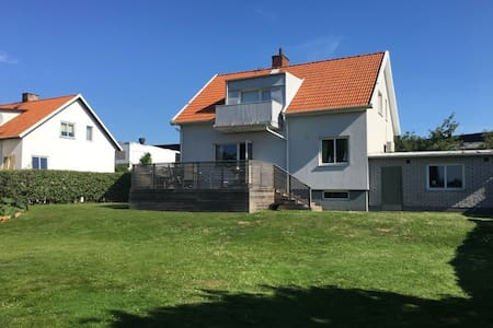 House in the center of Falkenberg. - Dom