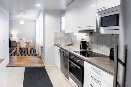 New Two Bedroom Apartment in the Center (R10) - Helsinki