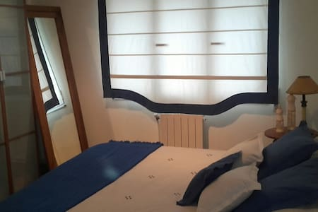 Room with double bed, spacious - Huoneisto