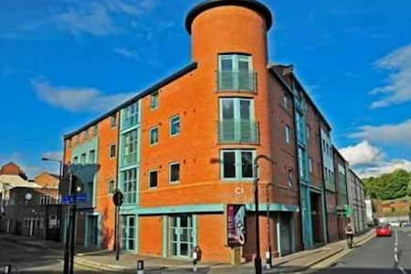 Spacious 2 beds in city centre - Sheffield - Apartment