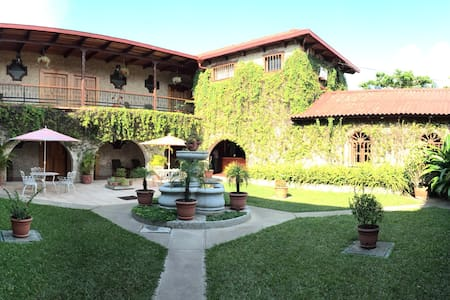 Habitacion en Hotel Del Patio - Flores - Bed & Breakfast