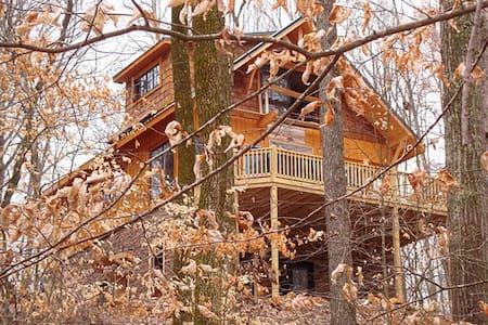 Timber Ridge Cabin Apartmnt Retreat - Appartamento