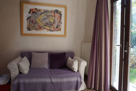 kamer Hortense voor 2 pers. - Bed & Breakfast