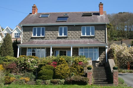 Spacious Home in Braunton with Lovely Views - Braunton - Casa