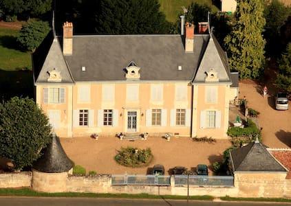 Manoir de la Voûte Chambre Amboise - Pouillé - Bed & Breakfast