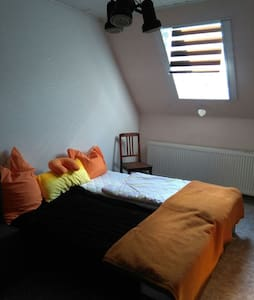 Zimmer in Einfamilienhaus am Tor zum Spreewald - Kolkwitz - Dom