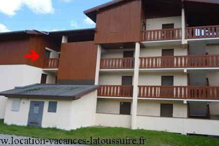 Appartement à la montagne pied des pistes - Byt