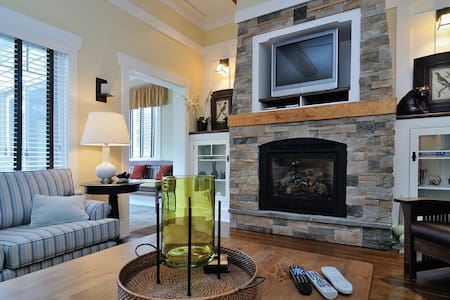 Luxury in Muskoka - Baysville