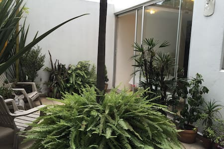 habitación en la colonia Del Valle - Ciudad de México - Apartment