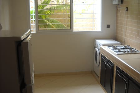 furnished apartment in very good condition for sho - Apartment