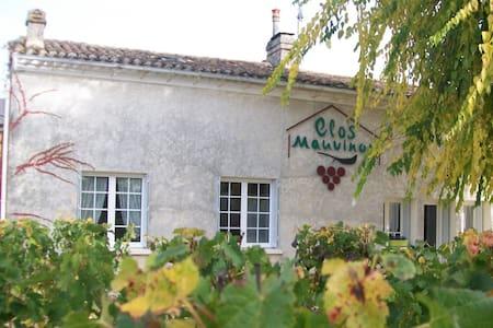 clos mauvinon - Saint-Sulpice-de-Faleyrens - Hus