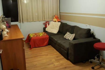 Chambre dans logement très calme - Apartment