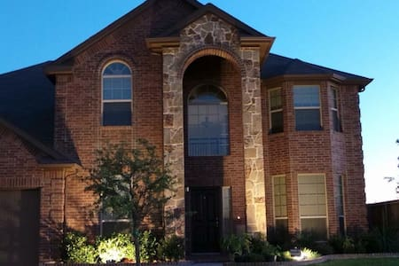 Upscale Private Master Fort Worth! - Fort Worth - House