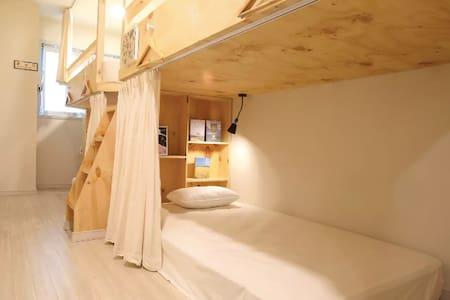 Male 4 dormitory 올레스테이(ollestay) - Jungjeong-ro, Seogwipo-si - Rumah Tamu