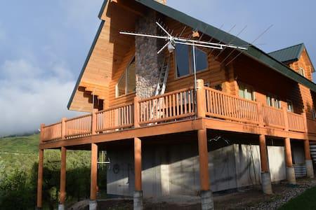 Quiet Cabin ATV or Snowmobile Retreat - Mount Pleasant - Skáli