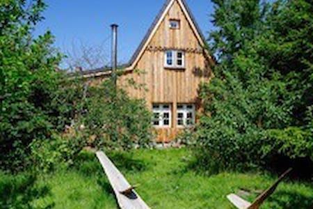 Ökologische Ferienwohnung Michaelsdorf Ostsee Darß - Wohnung