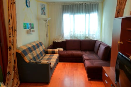 Comfortable, everything is at hand. - Blanes - Appartement