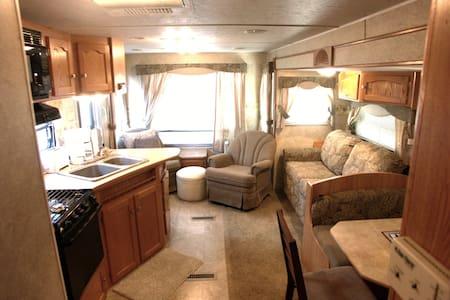 Tiny Home - 露營車