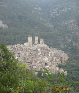 Voted one of top 34 towns in Italy - Pacentro - Haus