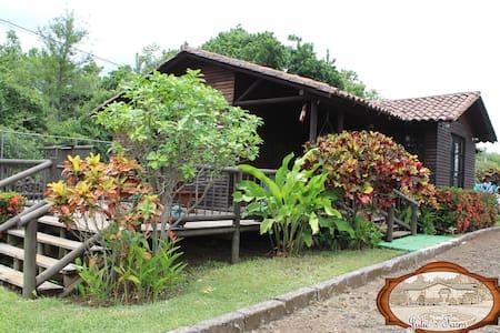 Cabaña/Piscina en Veracruz, Masaya, Nicaragua - Cabane