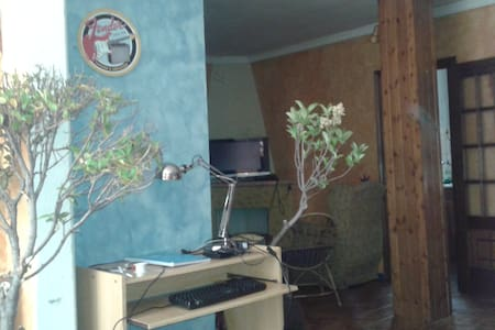 Amplia habitacion ubicacion centrica - Wohnung