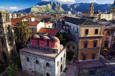 Nel cuore di Palermo arabo normanna - House