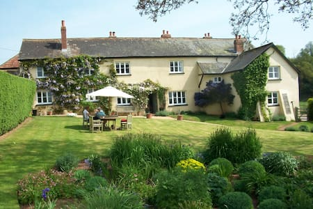 Beautiful Devon Farmhouse - Talo