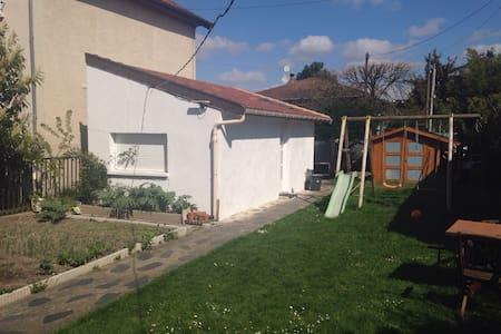 Maisonnette 20 m2 proche de Paris - Dům