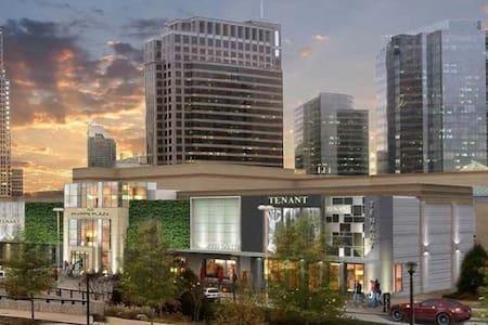 Amazing Luxury High Rise- Buckhead - Atlanta