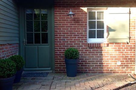 Le Vert Normand... La petite maison - Huis