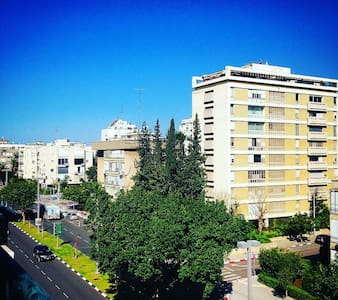 Tel Aviv on top - great apartment in the city - Apartamento