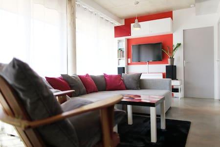 Superbe loft moderne près de Tours - Saint-Pierre-des-Corps - Loft