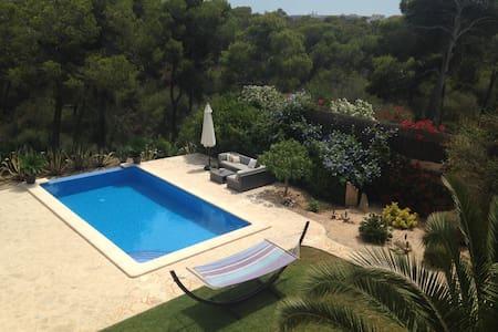 Villa with private pool and garden - Villa