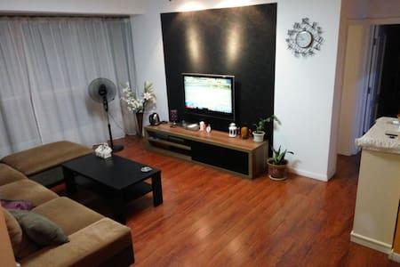 近海滩温馨复式带阁楼度假屋,带烧烤露台:) - Qinhuangdao - Apartment