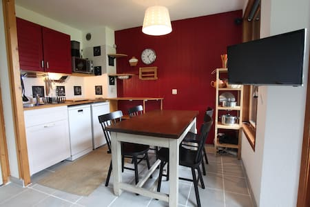 Newly Renovated Appartment in Morzine - Apartment